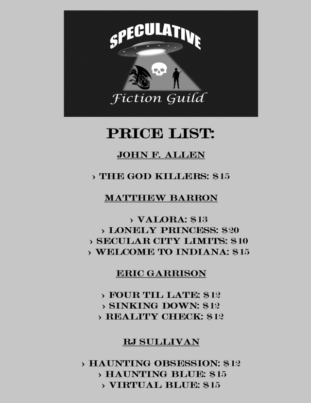 SFG PRICE LIST GRAYSCALE