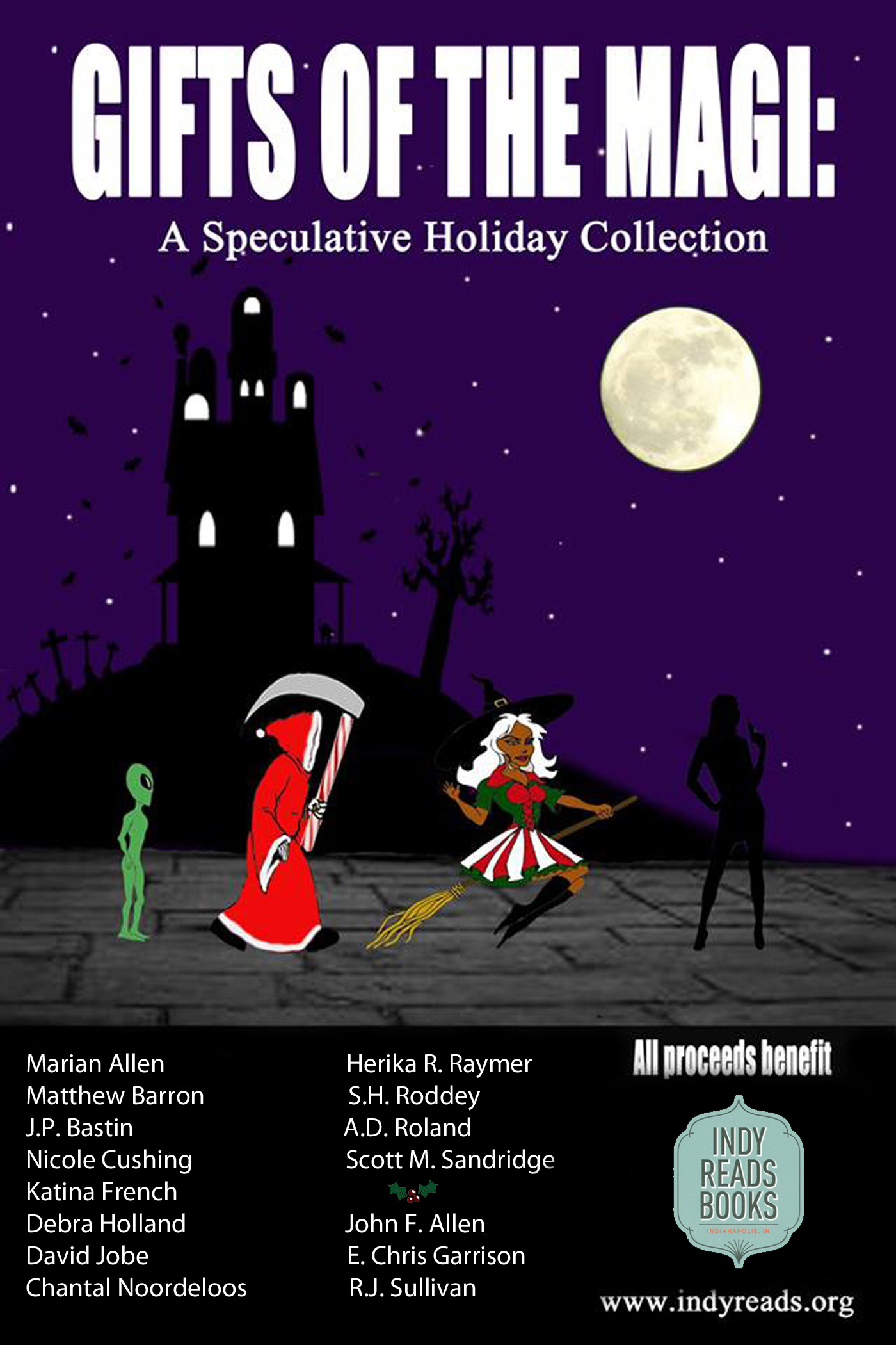 speculative fiction guild a league of extraordinary writers gifts of the magi countdown to christmas ebook